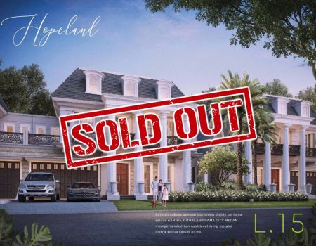 HOPELAND-SOLD OUT