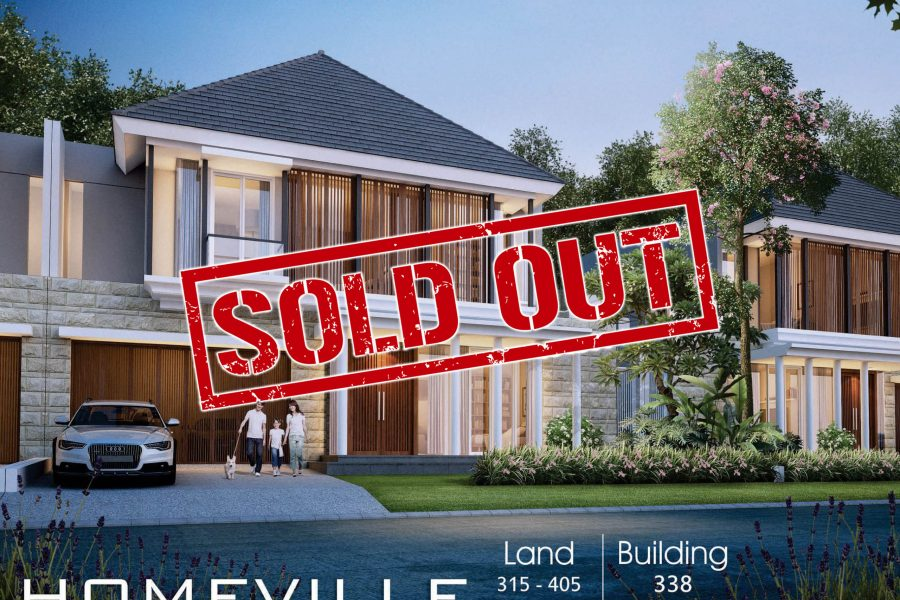 homeville sold out